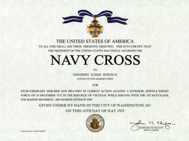Navy cross uniform ribbons navy cross certificate yadclub Choice Image