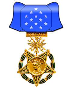 US Air Force Medal of Honor