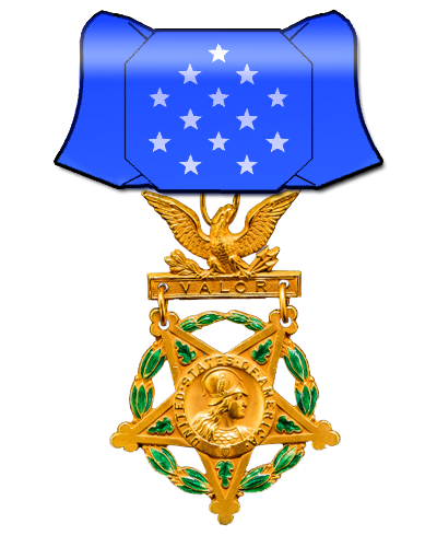medal of honor | Uniform Ribbons