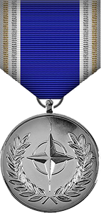 Nato Meritorious Medal