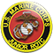 Marines Junior ROTC Seal